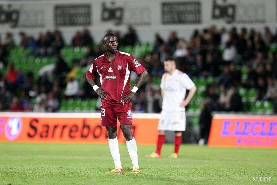 Extrait d'une interview de Sadio Mané qui nous parle de sa période au FC Metz