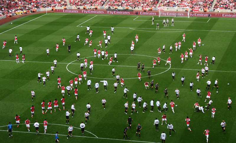 La concurrence en football… Comment l'éliminer ?